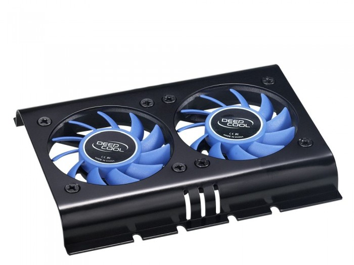 DeepCool Охлаждане HDD Cooler ICEDISK 2 with two fans