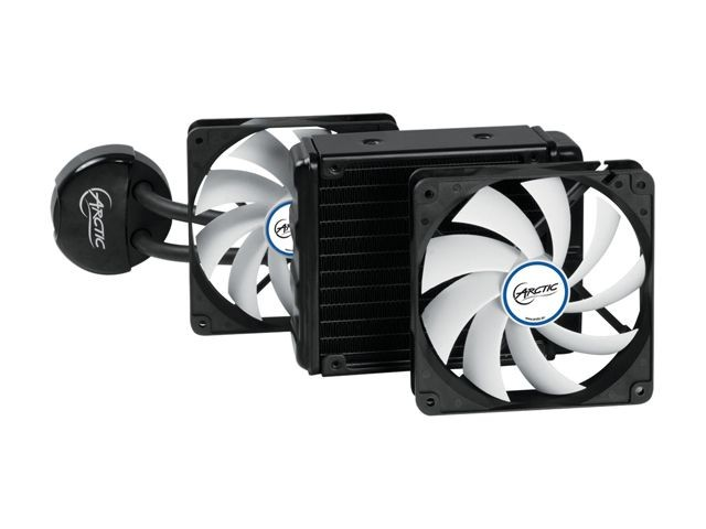 Arctic Водно охлаждане Watercooling - Liquid Freezer 120 - 115x/2011/AMD