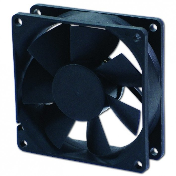Evercool Вентилатор Fan 80x80x25 24V EL (2500 RPM) - 8025M24EA
