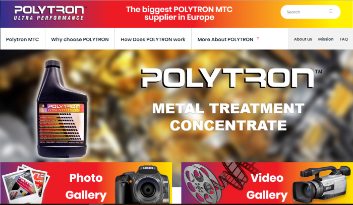 POLYTRON – the best in the world Motor Oils and Oil Additives