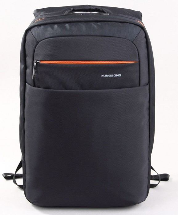 "Kingsons раница за лаптоп Laptop Backpack 15.6"" KS3045W-B"