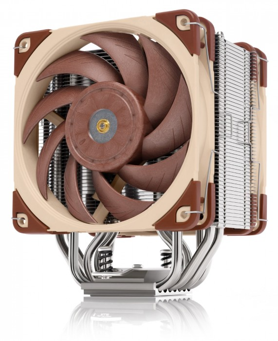 Noctua охладител CPU Cooler NH-U12A Dual Fans - 2066/2011/115x/AM4/AMD