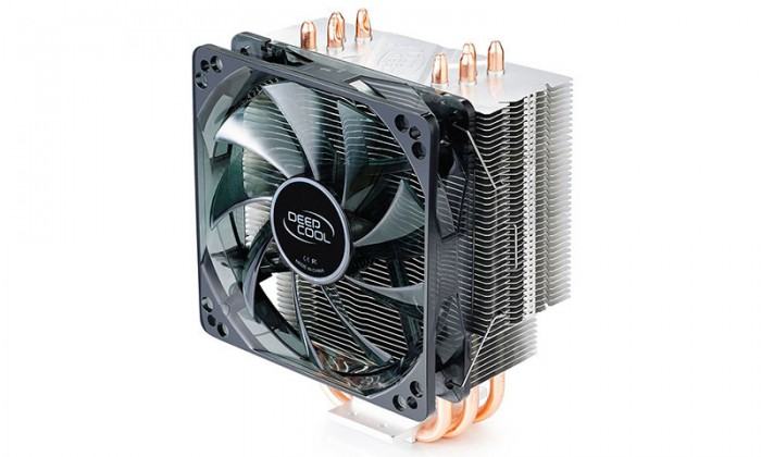 DeepCool Охладител CPU Cooler GAMMAXX 400 - 2011/1150/1366/775/AMD