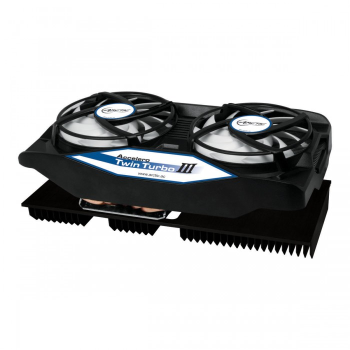 Arctic Охлаждане Accelero Twin Turbo III VGA Cooler