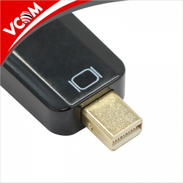 VCom адаптер Adapter Mini DP M / HDMI F Gold plated - CA334