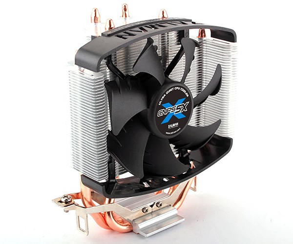 Zalman Охлаждане CPU Cooler CNPS5X PERFORMA 775/1150/AMD