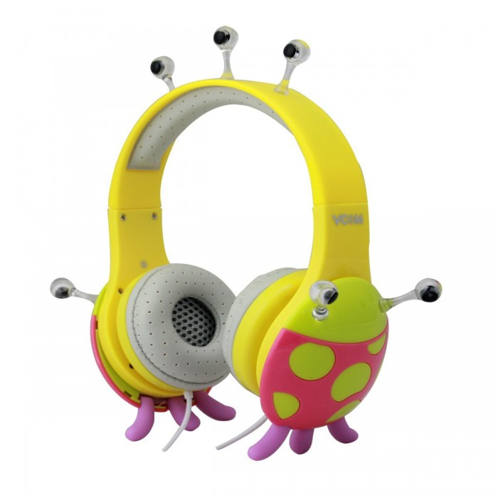 VCom Детски слушалки Children Headphones Monster series - DE802