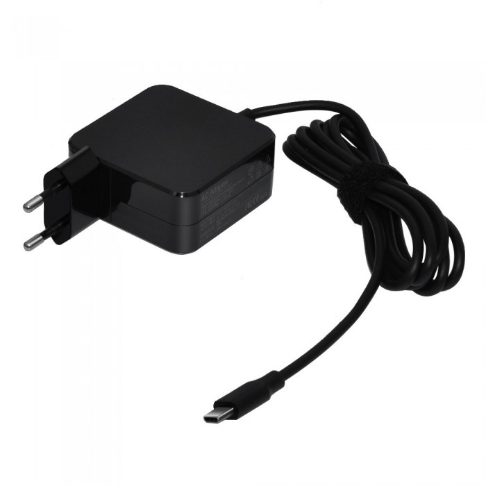 Makki зарядно за лаптоп Laptop Adapter Universal Type-C 45W - MAKKI-NA-TC-39